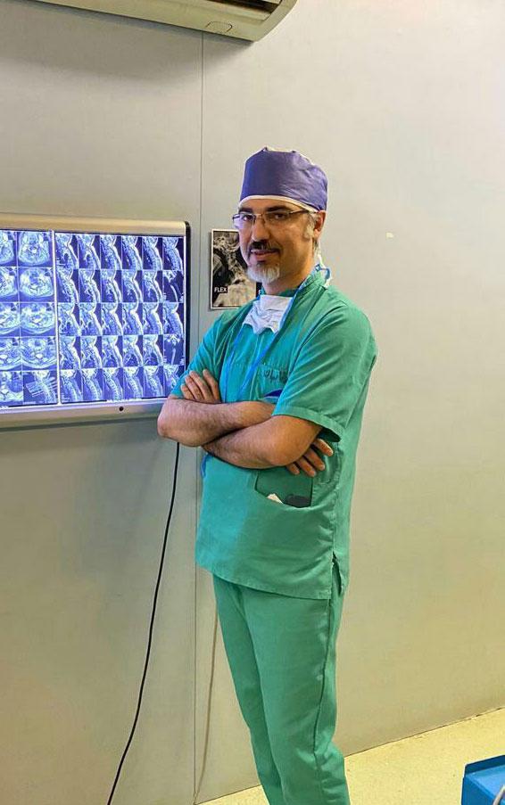 دکتر فهیم باغبان