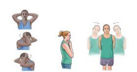 ورزش اسپاسم یا گرفتگی گردن