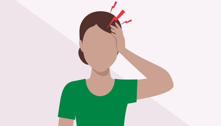 سر درد در کیست آراکنوئید